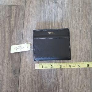 NWT Fossil Tessa Bifold Wallet